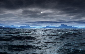 Странный звук, идущий из центра Тихого океана