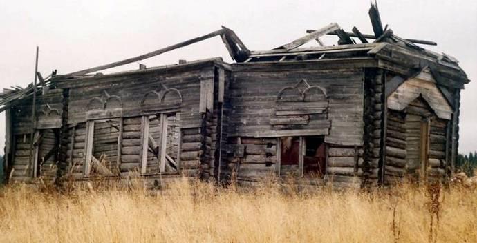 Тайна исчезнувшей деревни Растесс