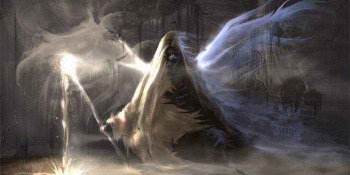 В Нижнем Новгороде засняли на видео призрак
