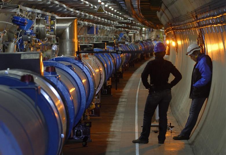 Российский ученый ЦЕРН пытался открыть «врата ада»
