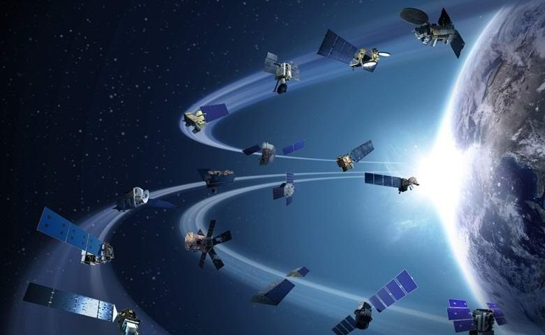 На земной орбите находятся инопланетные спутники