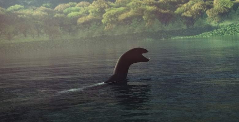 В американском озере опять заметили загадочное чудище