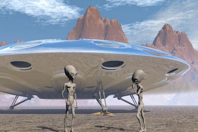 Инопланетные или все-таки секретные земные НЛО?