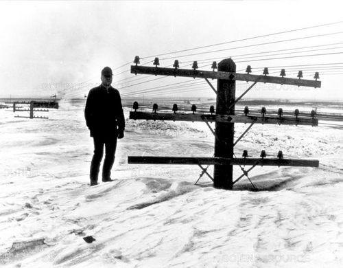 Самый страшный снежный буран в мире произошел в солнечном Иране в 1972 году