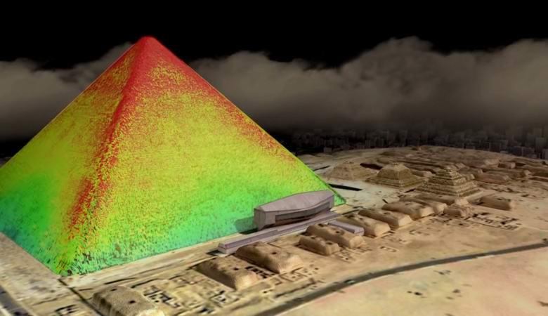 Ученые доказали, что пирамида Хеопса собирает и хранит энергию