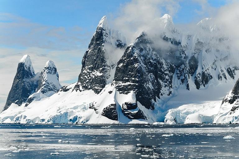 В Антарктиде ученые обнаружили радиоактивный пепел сверхновой