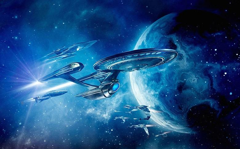 Уфологи разглядели в космосе флотилию НЛО, направляющуюся к Земле