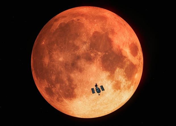 «Хаббл» подтвердил присутствие жизни на.. Земле