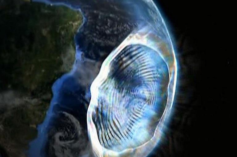NASA сообщило об увеличении «гигантской магнитной аномалии» над Землей