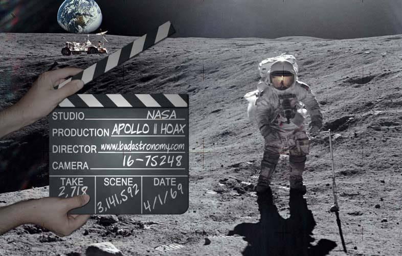 К вопросу о самой масштабной авантюре XX века - лунной миссии США
