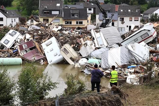 Европа готовится кглобальной катастрофе