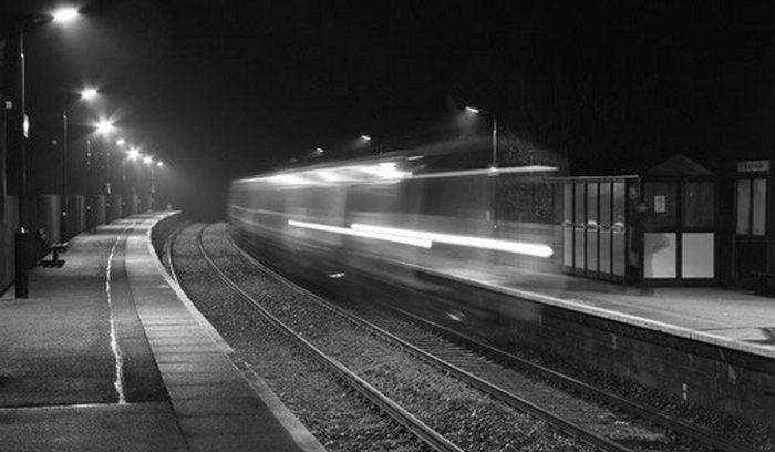 Поезда-призраки (5 фото + видео)