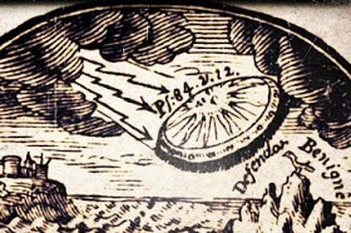 Инопланетяне в средневековой Ницце? (2 фото)