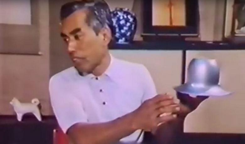 Как японские школьники поймали миниатюрную «летающую тарелку»