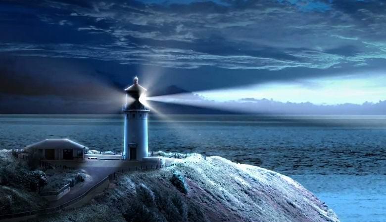 Как в норвежском маяке сгорел мотылек-чудовище