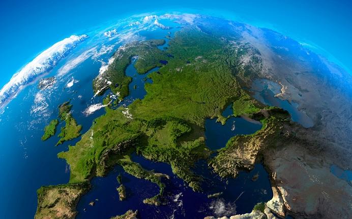 Потерянный континент обнаружили под Европой