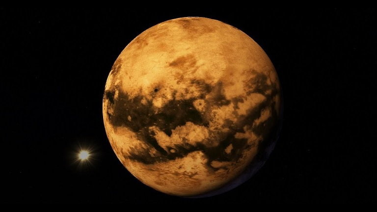 Ученые объяснили, как образовались таинственные структуры на Титане