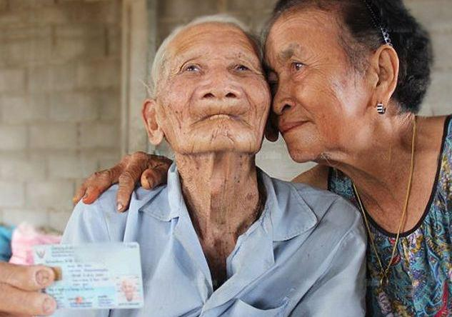 128-летний житель Тайланда поделился секретом своего долголетия