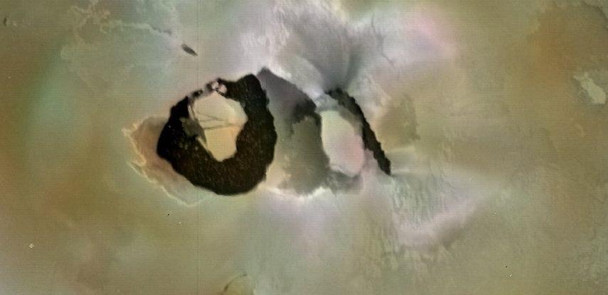 Ожидается извержение вулкана Локи на спутнике Сатурна