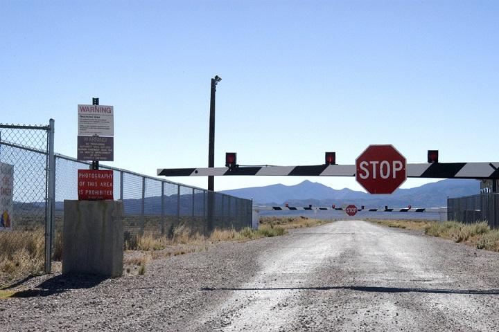 Воздушное пространство над «Зоной 51» закрыли из-за готовящегося штурма