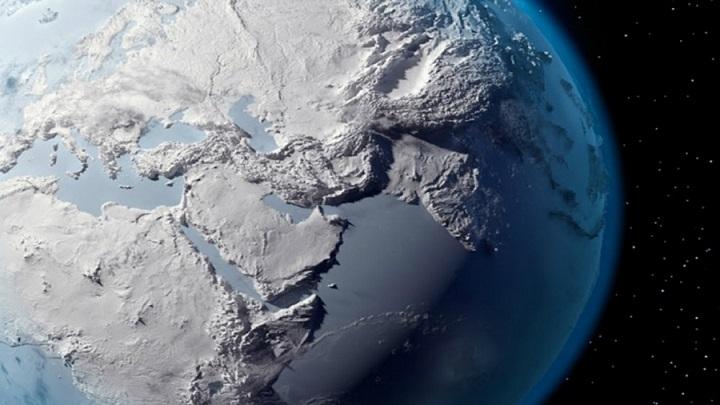 Ученые назвали причину наступления ледникового периода