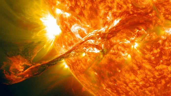 В периоды равноденствия ученые фиксируют «антивспышки» на Солнце