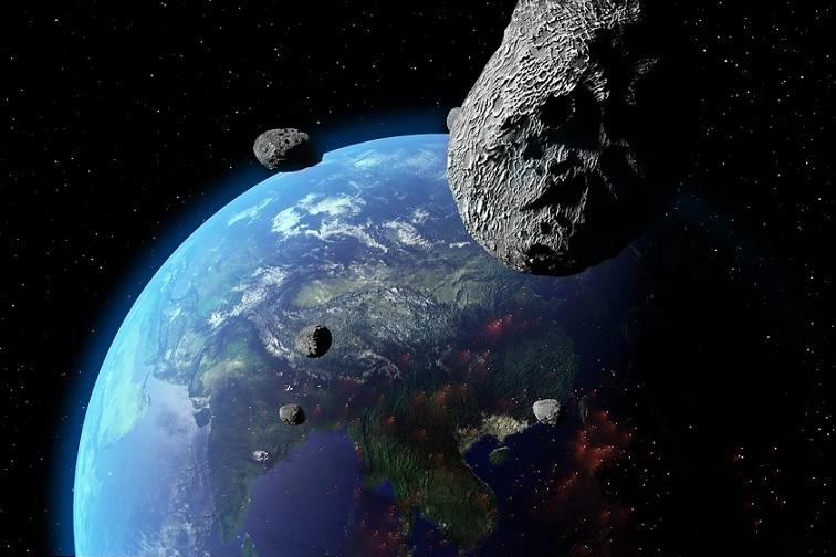 Падение астероида на Землю остановит глобальное потепление – считают ученые