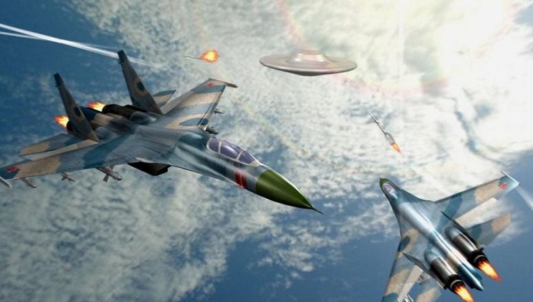 Японские и американские военные будут совместно отслеживать НЛО