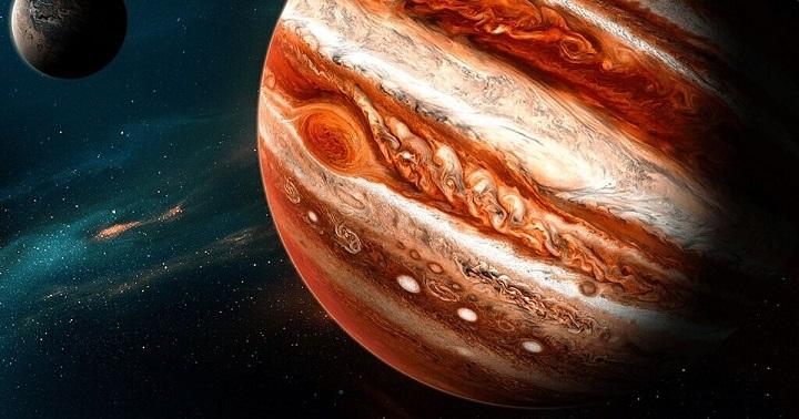 Астроном-любитель запечатлел столкновение неизвестного объекта с Юпитером
