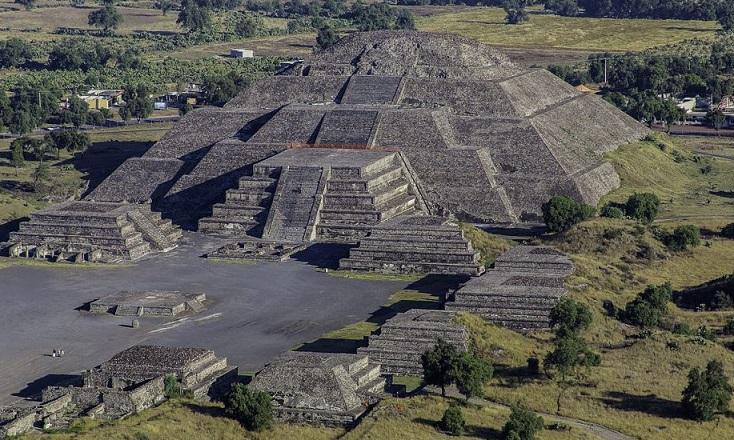 Археологи обнаружили скелеты в загадочном древнем городе Теотиуакан