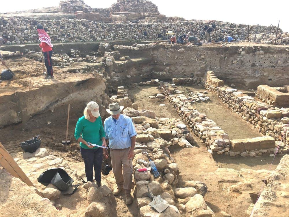 Гибель библейского города Содома могла быть связана с падением метеорита