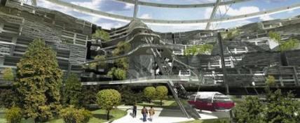 Проект города будущего в Якутии