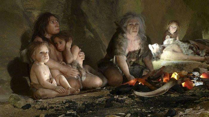 У неандертальцев были молебные пещеры