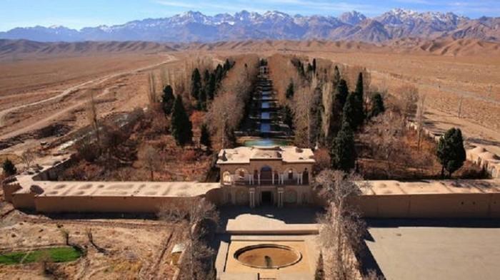 Сорок тысяч иранцев пользуются водопроводом, которому около трех тысячелетий
