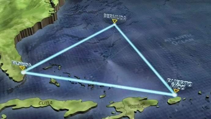 Тайна Бермудского треугольника раскрыта?