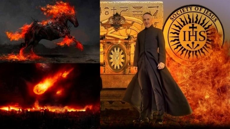 Пророчество св.Малахии исполнится: Петр Римский вскоре взойдет на папский престол (3 фото)