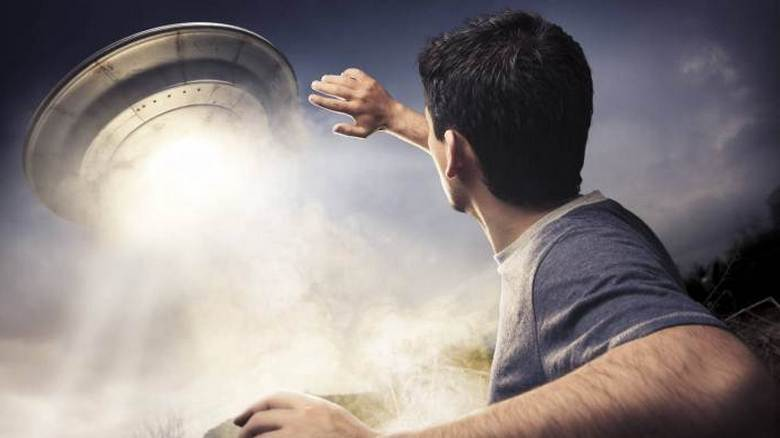 Три загадочные встречи с пришельцем (4 фото + видео)