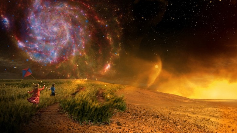 Фотографии, подтверждающие, что инопланетяне присутствуют во всей солнечной системе