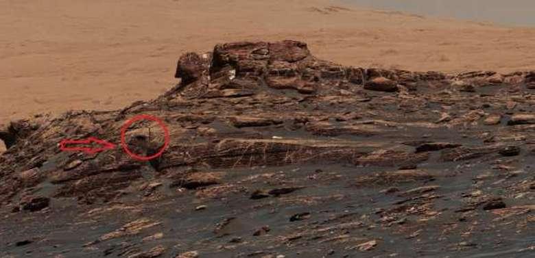 Фотографии, подтверждающие, что инопланетяне присутствуют во всей солнечной системе (4 фото + видео)