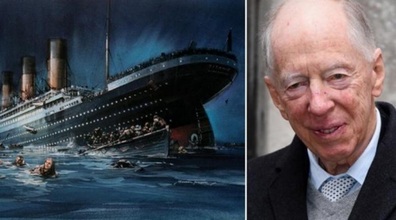 """Катастрофа «Титаника» была спланирована с целью создания ФРС?"""" />"""