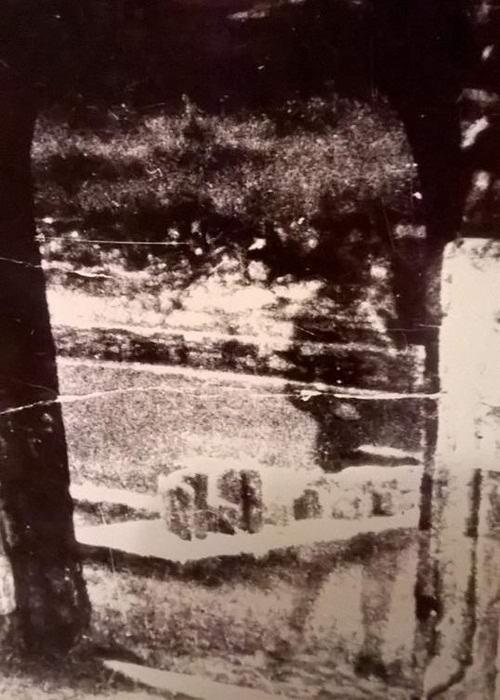 На старом фото нашли неуместный призрак в солнцезащитных очках