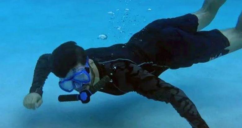 Изобретены искусственные жабры, извлекающие кислород прямо из воды (4 фото)