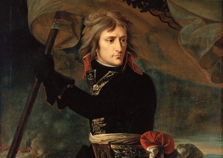 Наполеон мог стать русским офицером