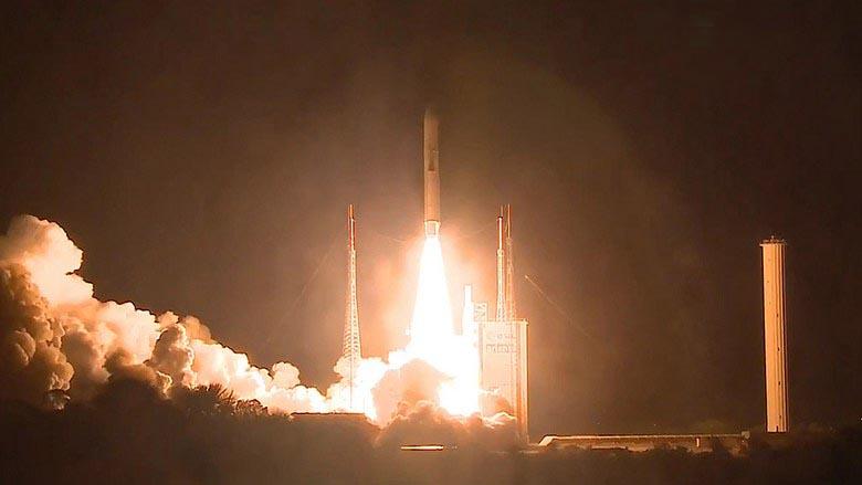 К Меркурию отправилась космическая миссия BepiColombо