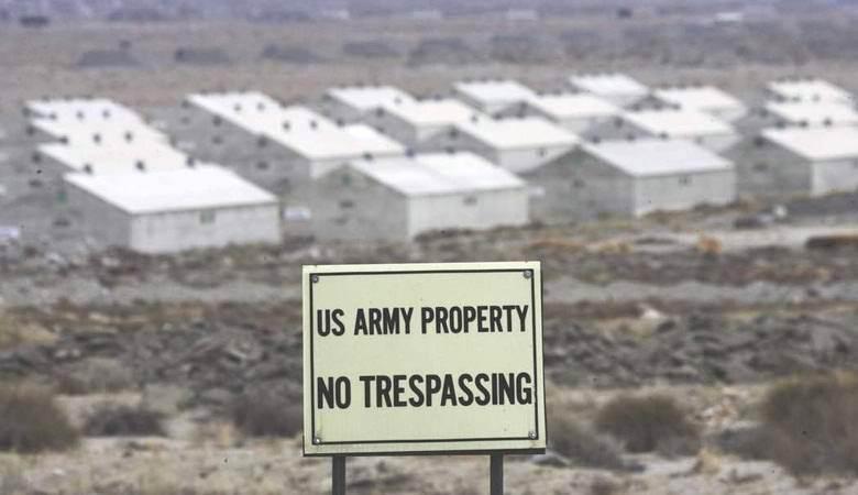 Спутники отказываются фотографировать «мертвую зону» в Неваде