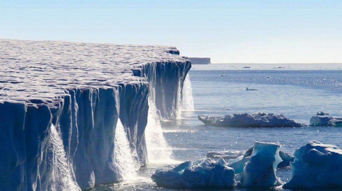 Ученые ожидают повышение уровня моря на 23 метра