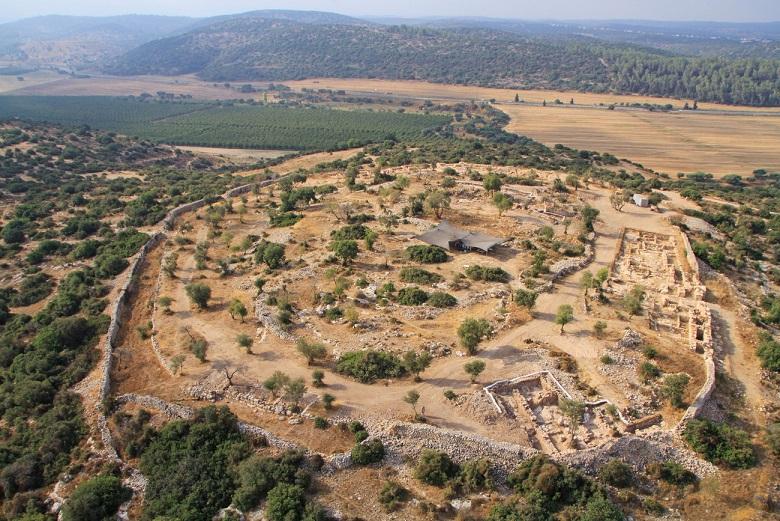 """Археологи обнаружили в Израиле древний город возрастом около 5000 лет"""" />"""