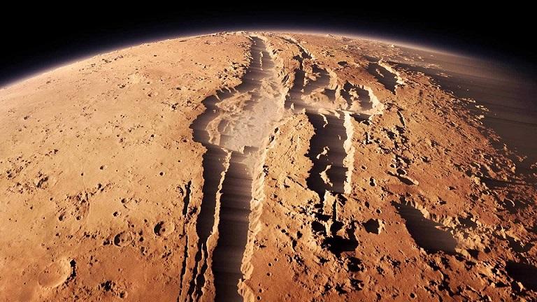 """Бывший сотрудник NASA сделал сенсационное признание о найденных признаках жизни на Марсе"""" />"""