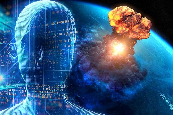 Сколько времени потребуется ИИ, что бы уничтожить все города на Земле – рассказали ученые