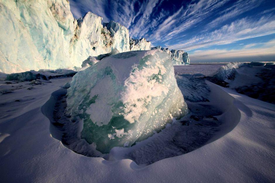 В Антарктиде ученые обнаружили утечку радиации